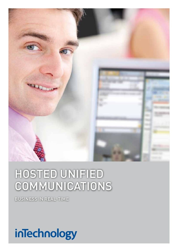 Hosted Unified CommUniCations BUsiness in ReaL-time