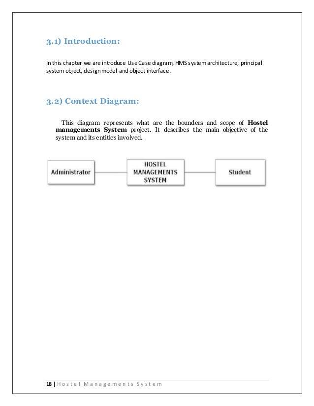Hostel management system software engineering srs system design 19 ccuart Choice Image