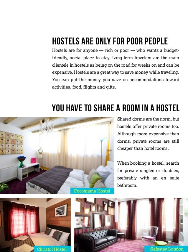 Cheap Hostels Private Rooms London