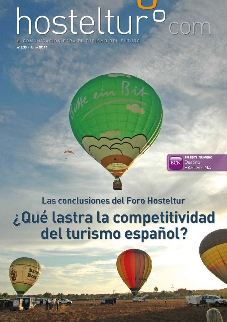 nº206 · Junio 2011                         EN ESTE NÚMERO:                     BCN Destino                         BARCELONA