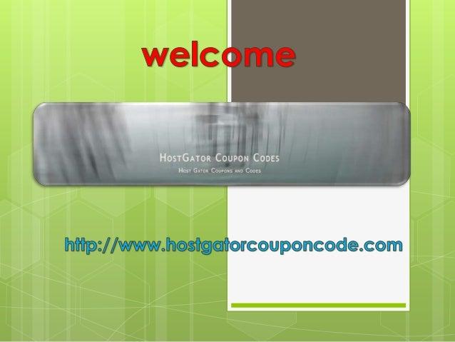 Hostgatorcouponcode.com