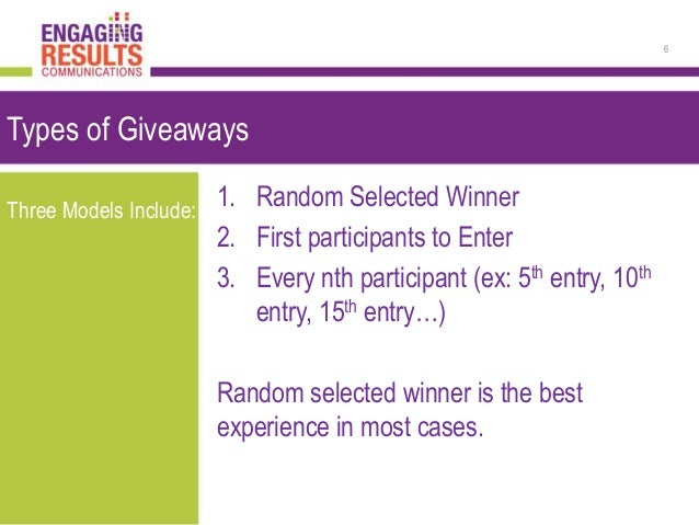 How to Host an Amazon Giveaway