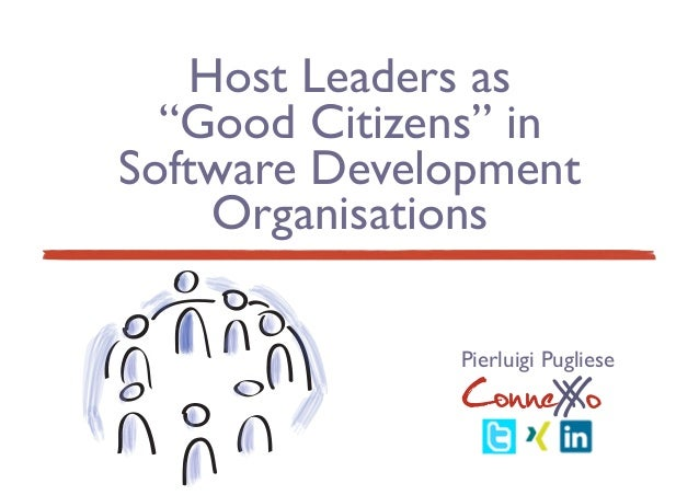 Host Leaders as 