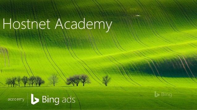 Hostnet Academy