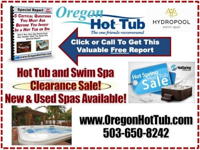 Hot Tub Repair Service : Hot tub repair portland bend best swim spa service