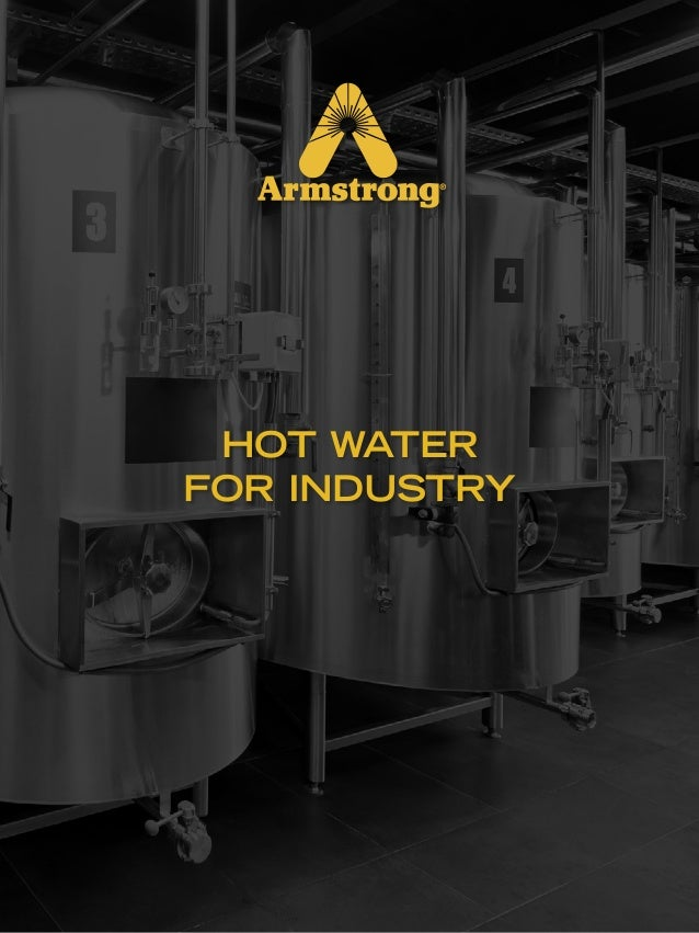 HOT WATER FOR INDUSTRY