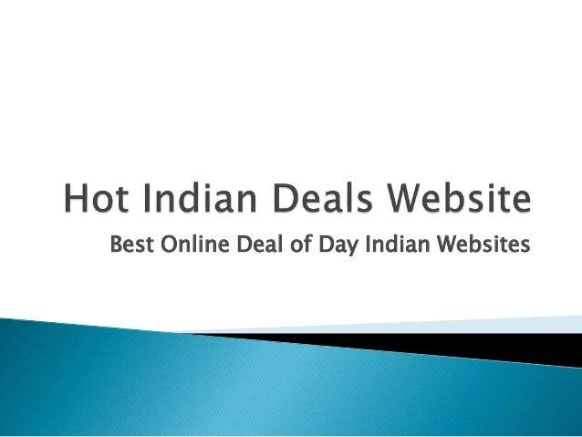 Best Online Deal of Day Indian Websites