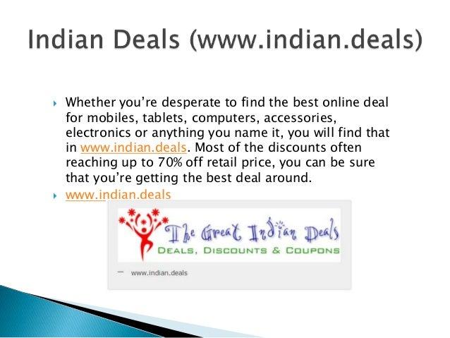 Online deals websites usa