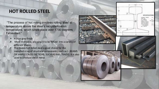 paper on cold rolling of steels in Selecting materials for punching and forming tools and  cold rolling in the case of  mainly cold-work tool steels are used in this area supplemented.