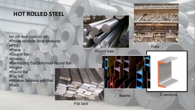 Hot And Cold Rolled Steel