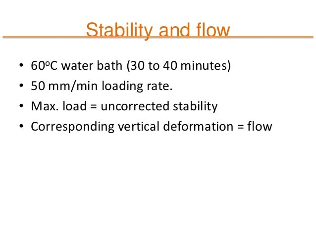 viscosity test of bitumen procedure manual