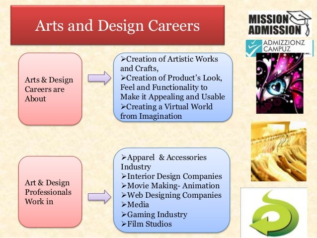 Design Careers 17 Some Career Options