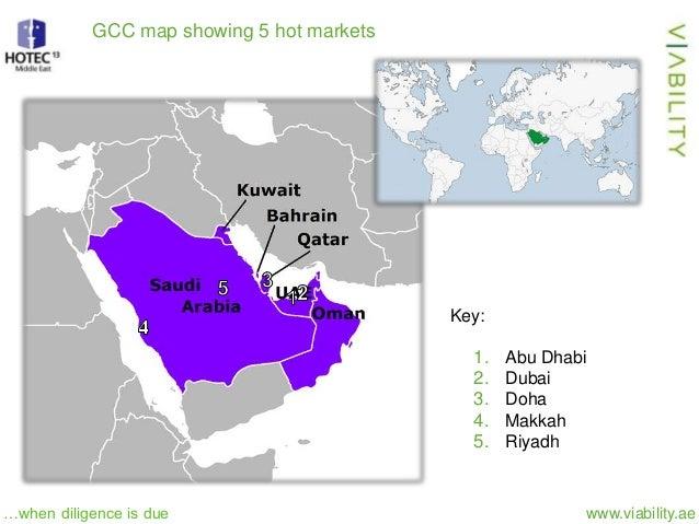 Hotec me 2013 seminar g wilkinson viability dist – Map Showing Abu Dhabi and Dubai