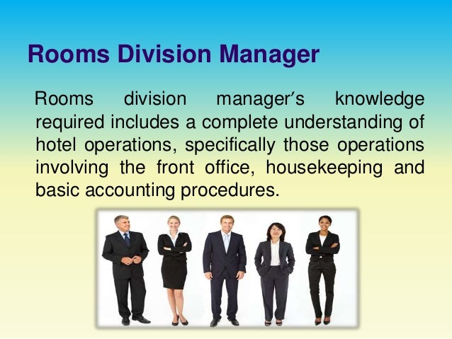 Hotel front-office-department