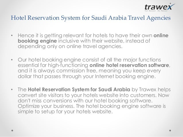 Hotel Room Reservation Meaning