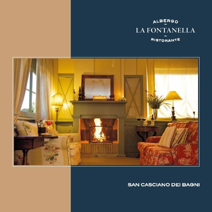 Hotel San Casciano Dei Bagni La Fontanella