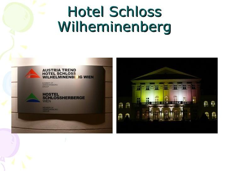 Hotel Schloss Wilheminenberg