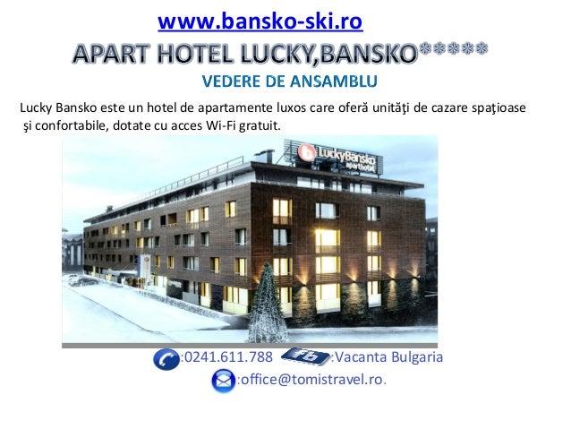 Aparthotel Lucky Bansko 4* | Bulgaria Ski 2013-2014 Slide 2
