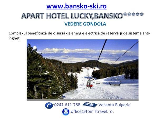 Aparthotel Lucky Bansko 4* | Bulgaria Ski 2013-2014 Slide 3