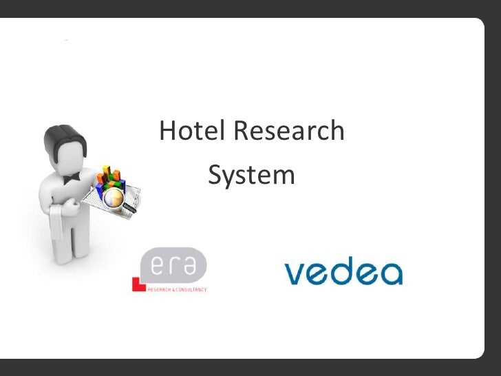 Hotel Research <br />System<br />