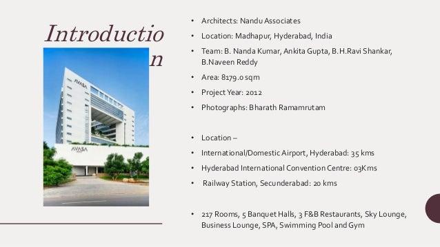 Hotel avasa hyderabad - Swimming pool construction cost in hyderabad ...