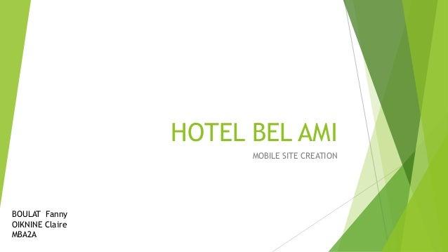 Bel ami site