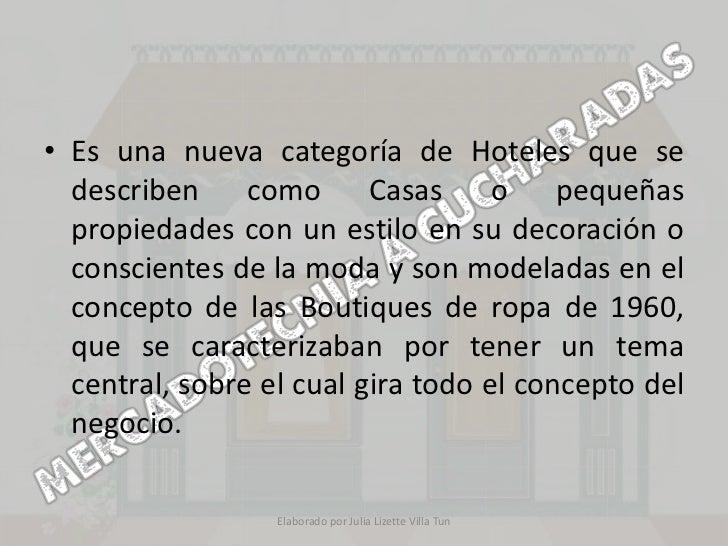 Hotel boutique Slide 2