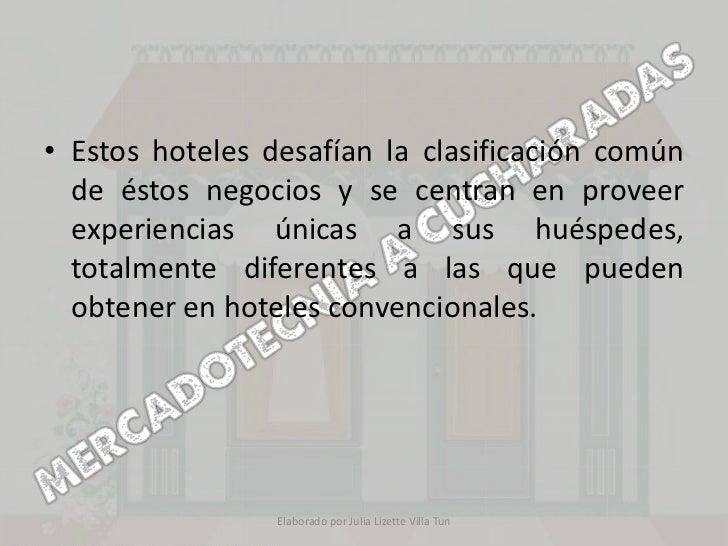 Hotel boutique Slide 3