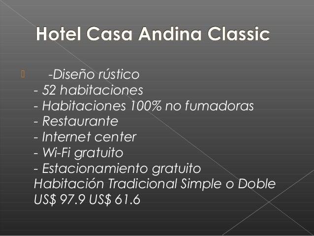 Hotel casa andina classic colca for Hotel casa andina classic arequipa