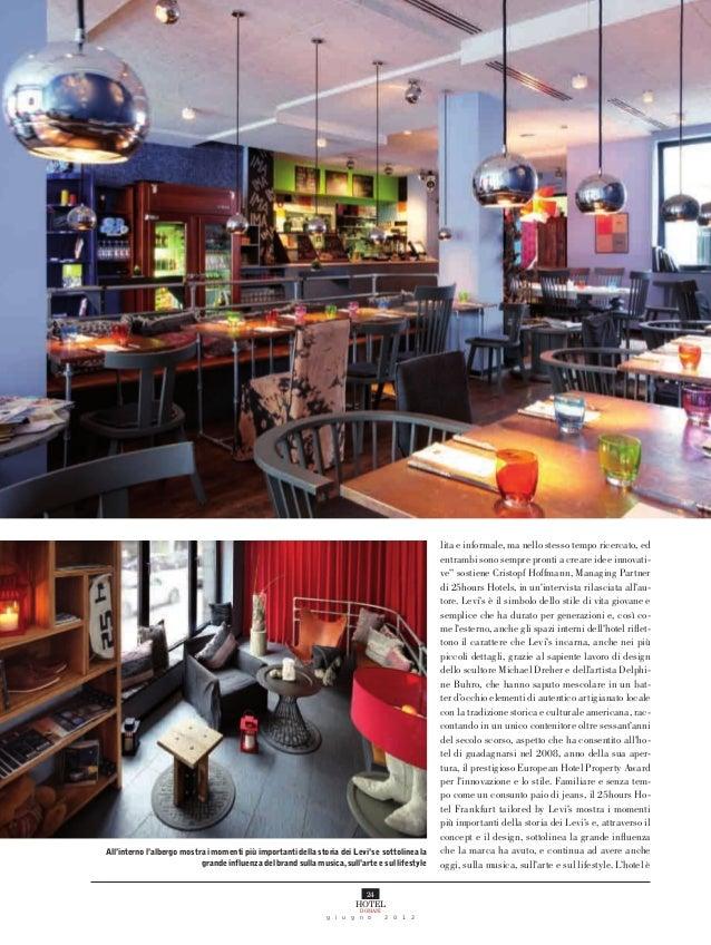 hotel domani 25 hours hotel frankfurt taylored by levis albergo dei. Black Bedroom Furniture Sets. Home Design Ideas