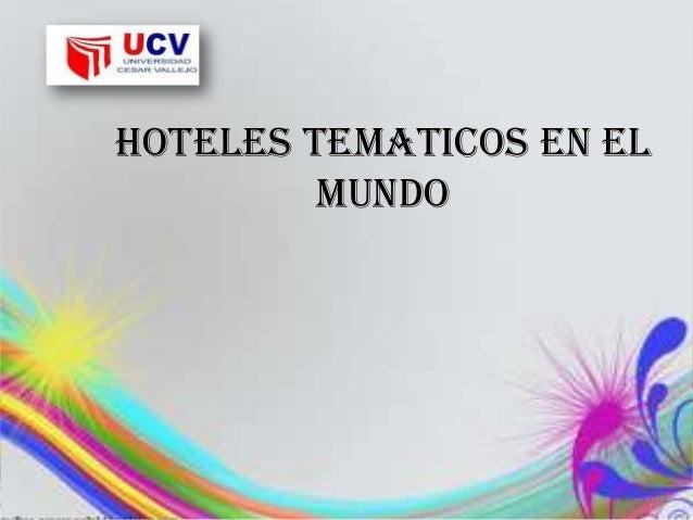 Hoteles tematicos en el mundo - Hoteles ritz en el mundo ...