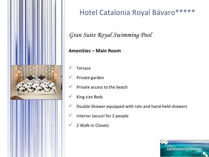 Hotel Catalonia Royal B Varo Gran Suite Royal Swimming Pool