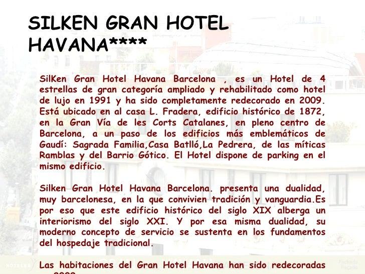 hoteles emblemticos barcelona alicia rodrguez castillo