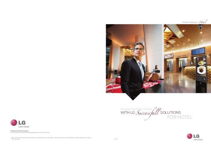 Vertical Catalogue - Hotel                                                                                                ...
