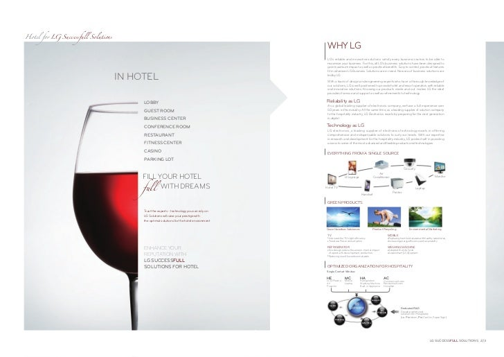 Hotel for LG Successfull Solutions                                                                                        ...