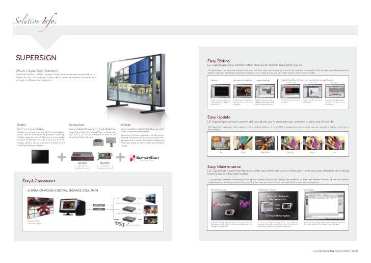 LG Soluciones para Hotelería