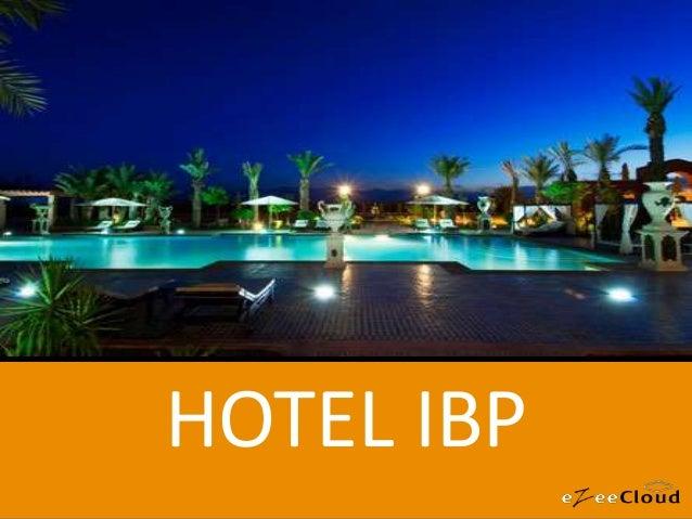 HOTEL IBP