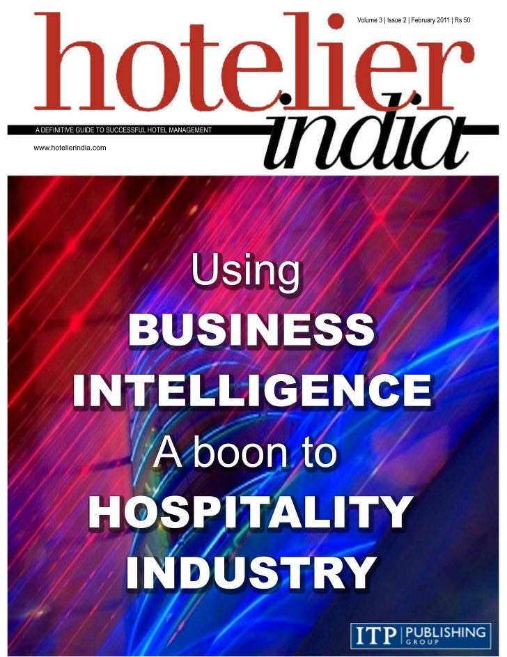 Technology                                      Using Business Intelligence                                      A boon to...