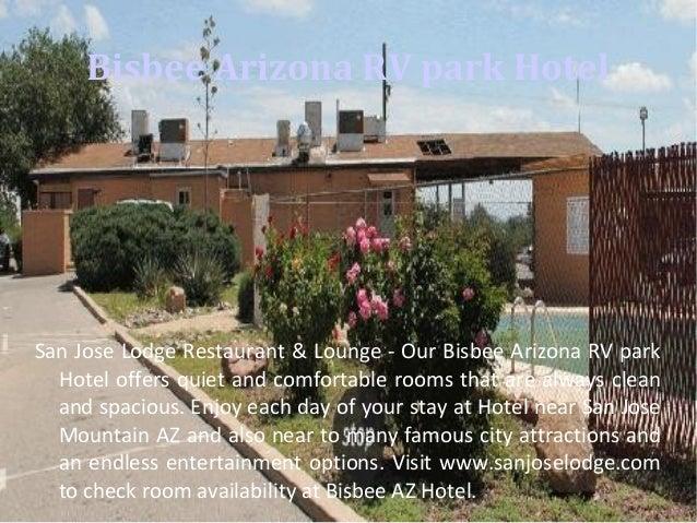 Hotel In Bisbee Az