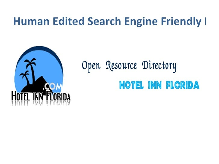Human Edited Search Engine Friendly Directory