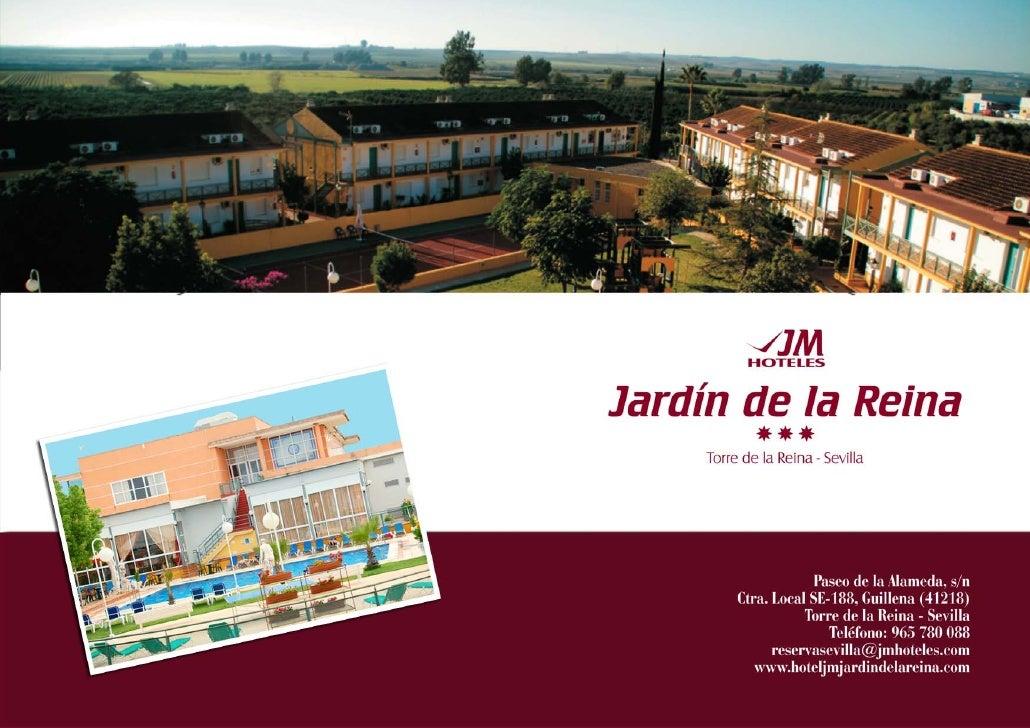 Hotel jm jard n de la reina for Cd market galeria jardin