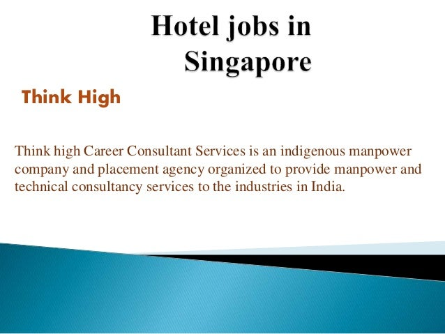 Management Consultant jobs in Singapore