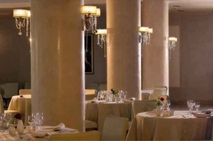 Hotel mahara a mazara del vallo in sicilia la sala da pranzo - La sala da pranzo ...