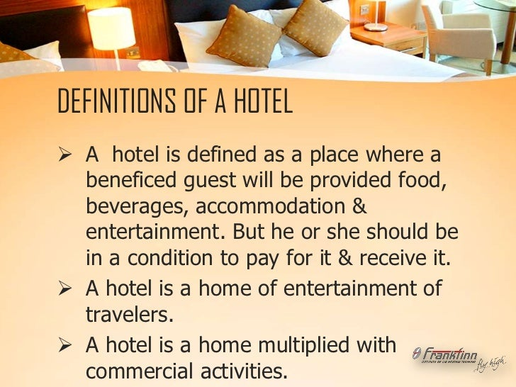 intro to managementhospitality Introduction to hospitality management - download as word doc (doc), pdf file (pdf), text file (txt) or read online.