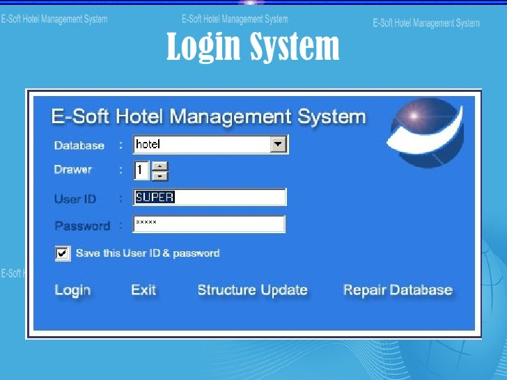 hotel system Mirage hotel systems,usa offers complete hotel property management system and software for the hospitality industry, which includes hotel management system,hotel front desk system and booking systems.