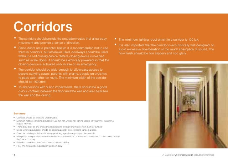 Hotel Accessibility Manual By Itc India