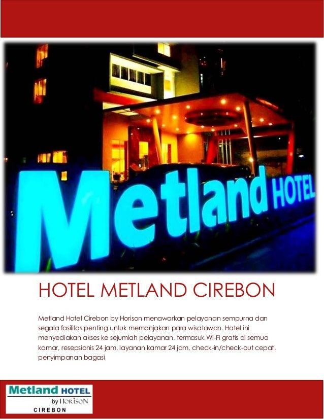 62 0231 200222 Hotel Cirebon Metland Cirebon Metland