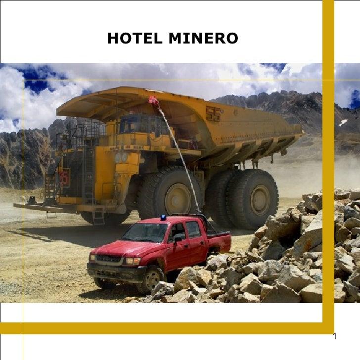 HOTEL MINERO                    1