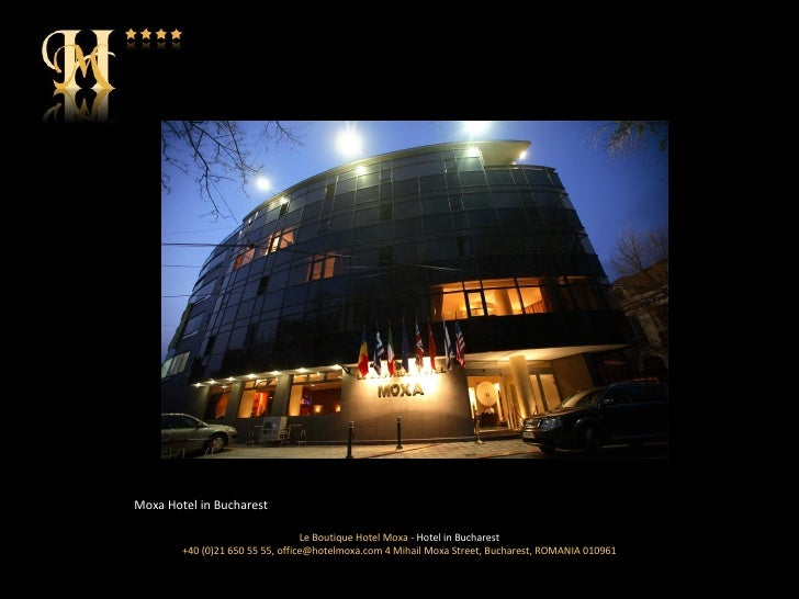 Boutique Hotel Moxa