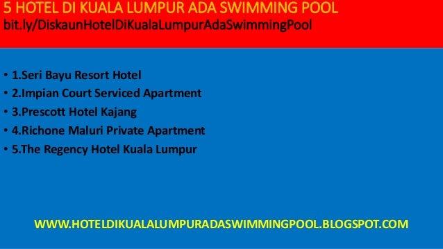 COM 2 5 HOTEL DI KUALA LUMPUR